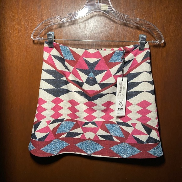 Minkpink mini skirt new size XS